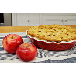 Apple and Cheddar Pie