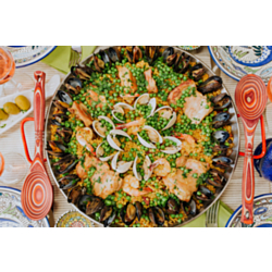 Suzie's Fresh Catch Paella