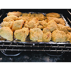 Gluten-Free Oven Fried Chicken