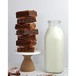 Super Easy Super Fudgy Brownies