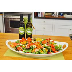 Nasturtium Blossom Salad