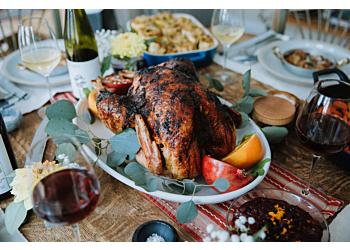 Roast Turkey with Orange and Sage