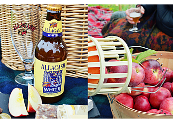Fall Picnic with Allagash Brewing Company