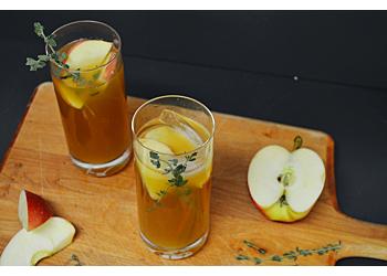 Ginger Spiced Cider Cocktail