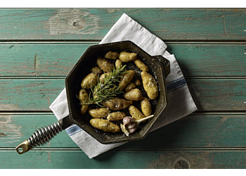 Rosemary Garlic Roasted Fingerling Potatoes