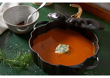 Simple Pumpkin Soup