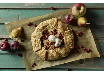 Eva's Cranberry Apple Galette