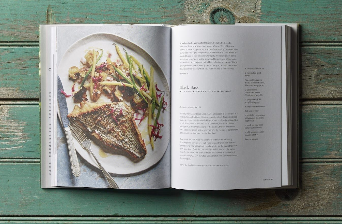 The Lost Kitchen Recipes And A Good Life Found In Freedom Maine Leroux Kitchen