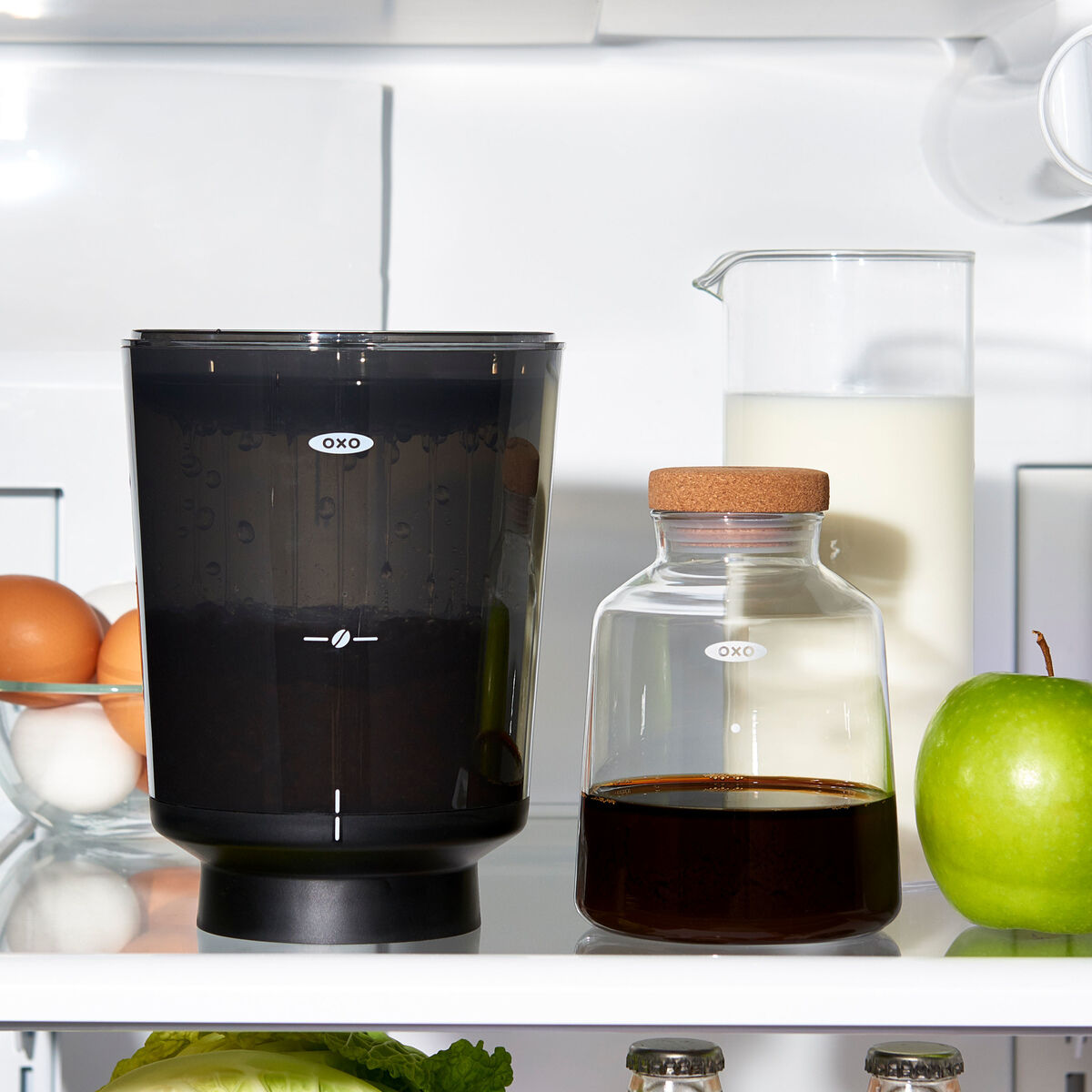 OXO Compact Cold Brew | LeRoux Kitchen