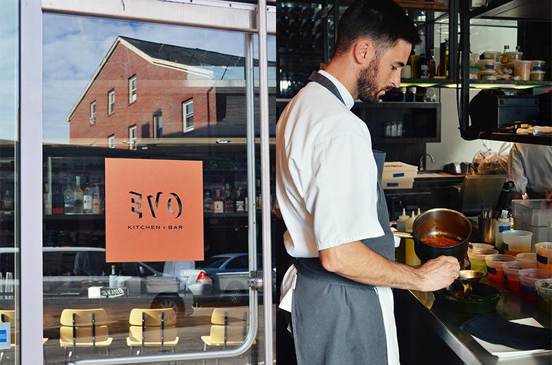 Meet the Maker: Evo Kitchen & Bar