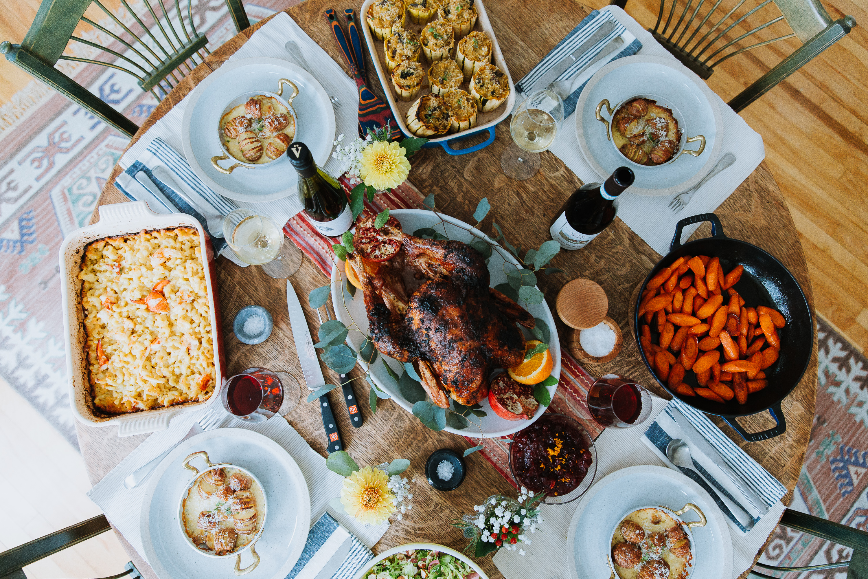 LeRoux Thanksgiving
