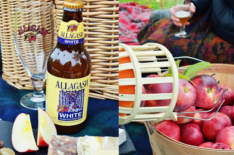Fall Picnic with Allagash Brewing Company