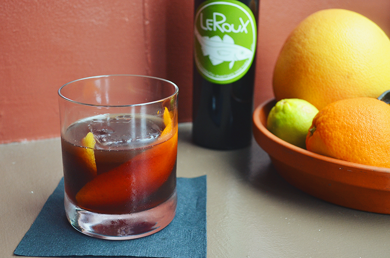Old Fashioned Drink Recipe