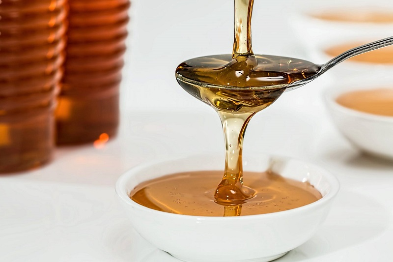 Wood's Maple Syrup Tasting