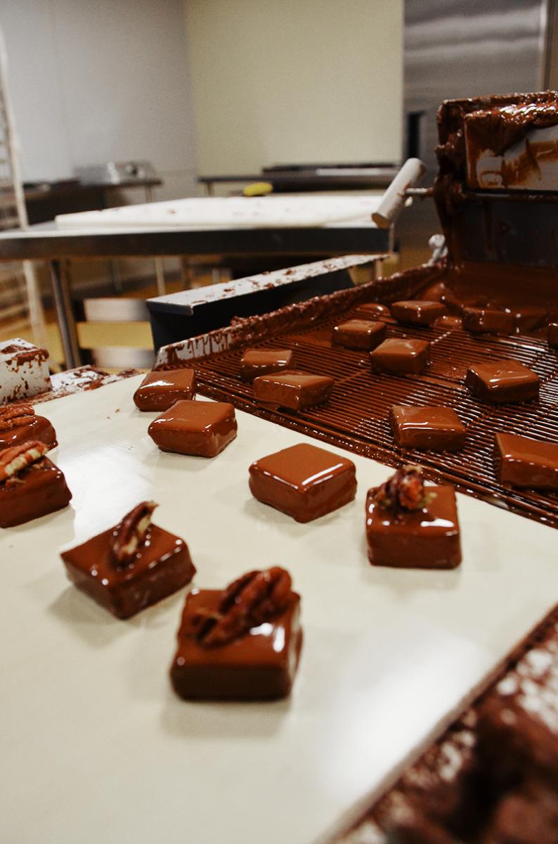 Chocolates from Black Dinah