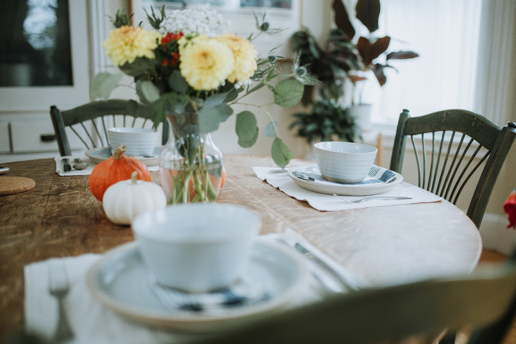 tablescape thanksgiving