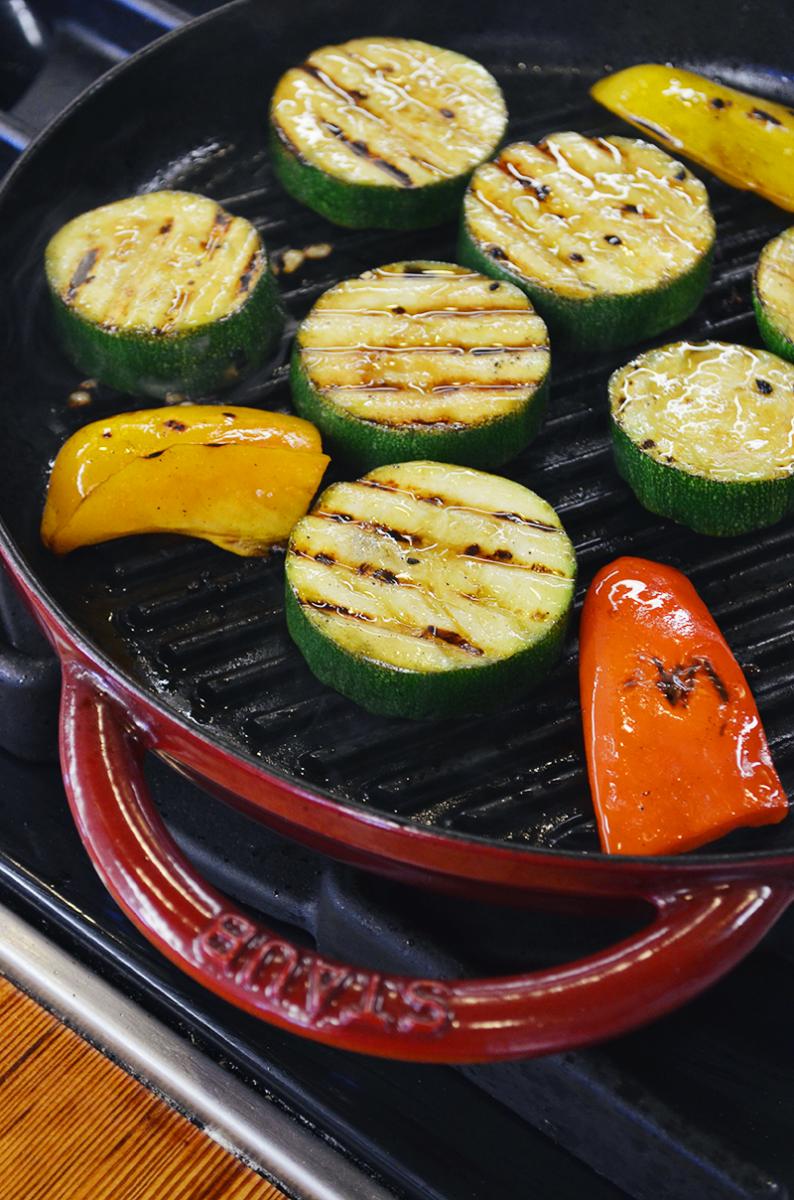 staub grill pan