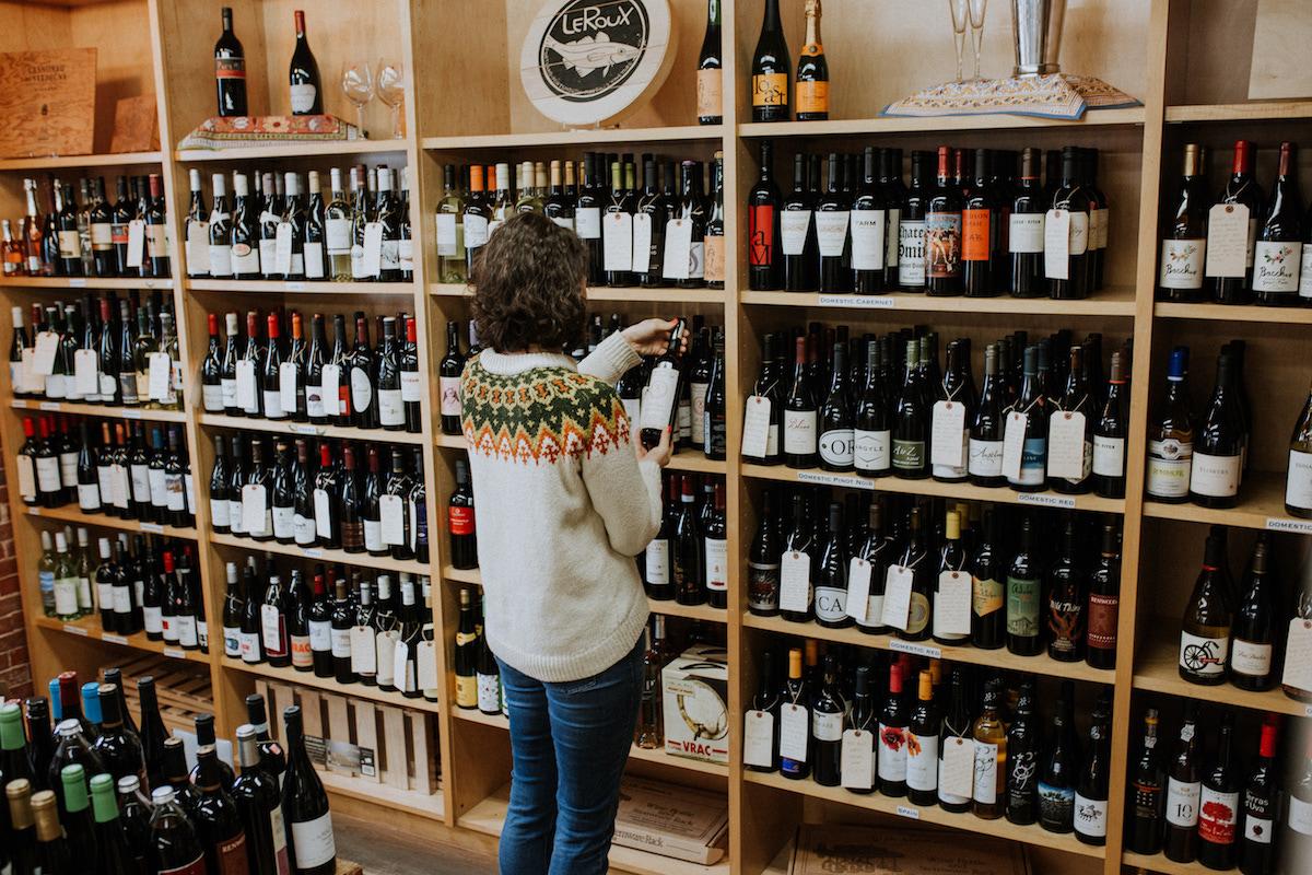 Selecting Wine